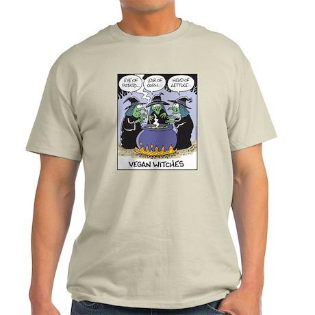 Vegan Witches Light T-Shirt
