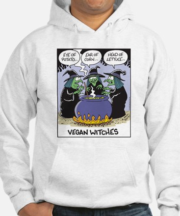 Vegan Witches Jumper Hoody