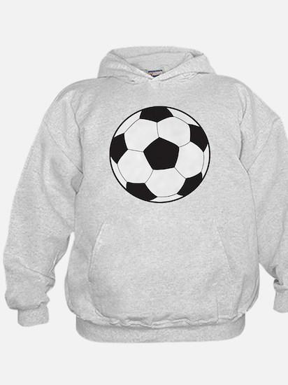 Soccer Ball Hoody