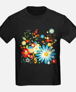 Floral explosion of color T