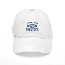 Property Of My Grandkids Baseball Cap