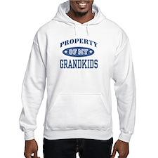 Property Of My Grandkids Hoodie