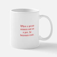 Irate Pirate Mug
