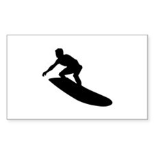 Surfing Decal