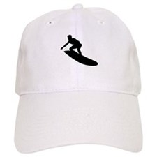 Surfing Baseball Baseball Cap