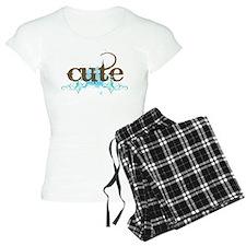 Cute Grunge Matching Pajamas