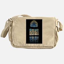 Mosque Foyer Window Messenger Bag