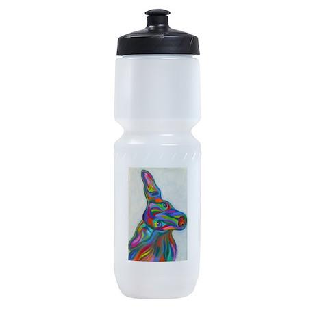 Oliver oil.jpeg Sports Bottle