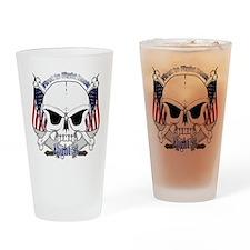 Flight 93 Drinking Glass