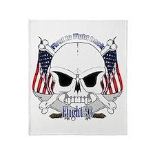 Flight 93 Throw Blanket