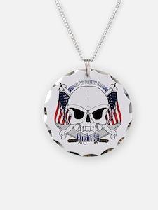 Flight 93 Necklace