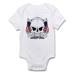 Flight 93 Infant Bodysuit