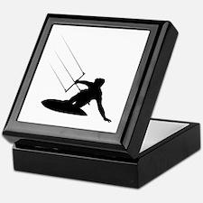 Kitesurfing Keepsake Box