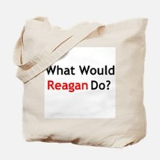 What Would Reagan Do? Tote Bag