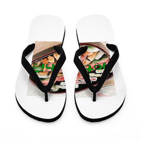 got sushi? Flip Flops