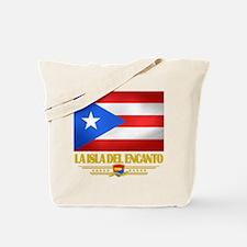 La Isla Del Encanto Tote Bag