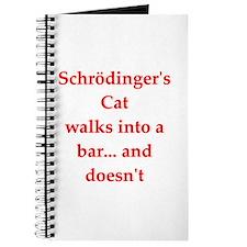 funny science joke Journal