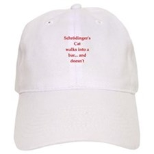 funny science joke Baseball Cap