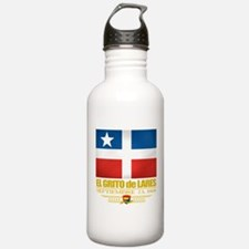 El Grito de Lares Water Bottle