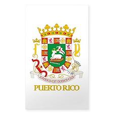 Puerto Rico COA Decal