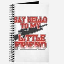 Say Hello To My Little Friend Journal