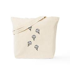 'Skydive' Tote Bag