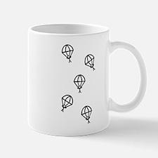 'Skydive' Small Small Mug