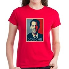 Scott Walker is a Douchebag Tee