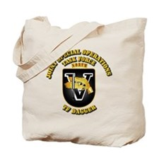 SOF - Task Force Dagger Tote Bag