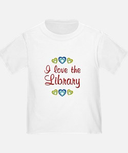Love the Library T