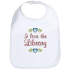 Love the Library Bib