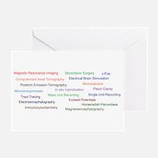 Unique Brains Greeting Card