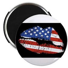 "American Kiss 2.25"" Magnet (10 pack)"