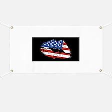 American Kiss Banner