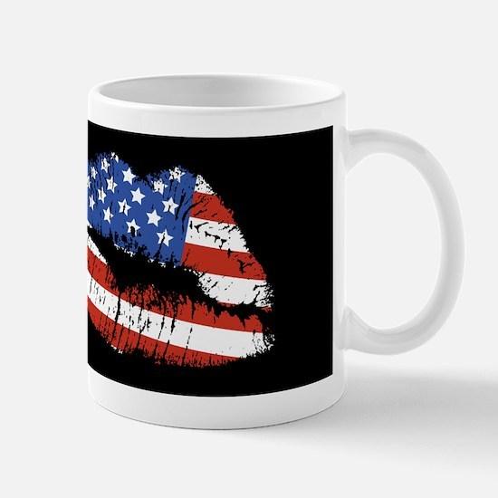 American Kiss Mug