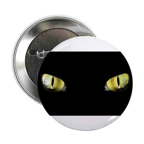 """Cat Eyes 2.25"""" Button (10 pack)"""