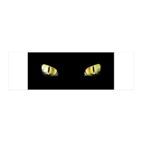 Cat Eyes 21x7 Wall Peel