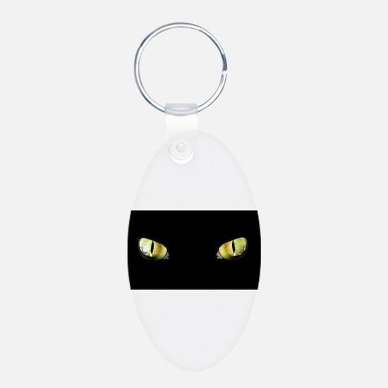 Cat Eyes Keychains