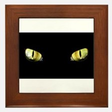 Cat Eyes Framed Tile