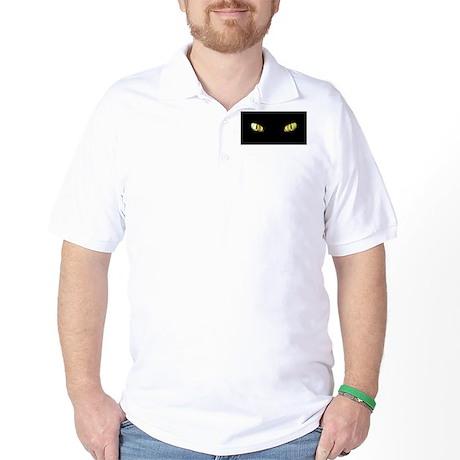 Cat Eyes Golf Shirt