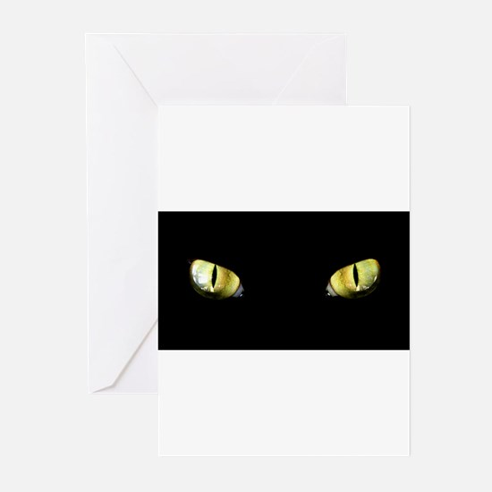 Cat Eyes Greeting Cards (Pk of 10)