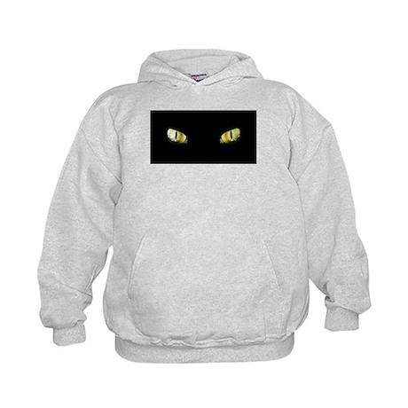 Cat Eyes Kids Hoodie