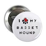 I *heart* My Basset Hound 2.25