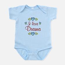 I Love Drama Infant Bodysuit