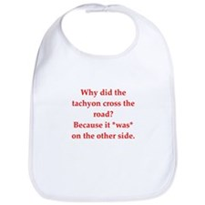 funny science joke Bib