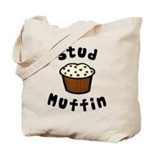 'Stud Muffin' Tote Bag