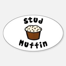'Stud Muffin' Decal