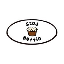 'Stud Muffin' Patches