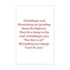 funny science joke Posters