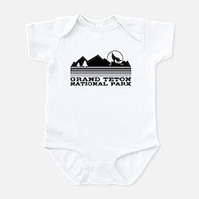 Grand Teton National Park Infant Bodysuit